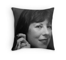 Me - As Is - For Challenge Throw Pillow