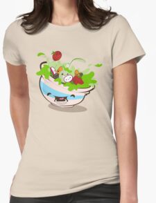 Party Salad! Womens Fitted T-Shirt
