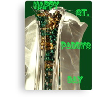 St. Paddys Day Canvas Print