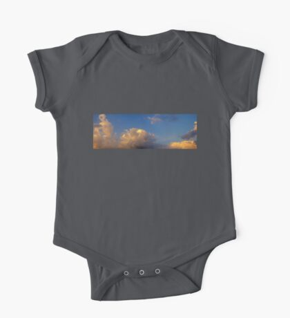 Sunset Clouds One Piece - Short Sleeve