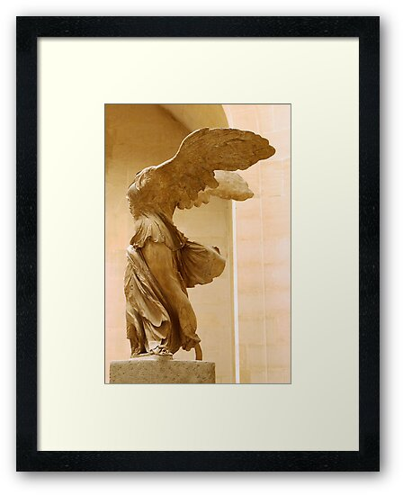 Winged Victory by bchai