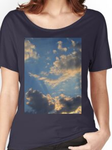 Sunset Clouds 2 Women's Relaxed Fit T-Shirt