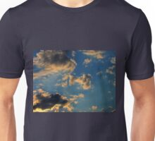 Sunset Clouds 3 Unisex T-Shirt