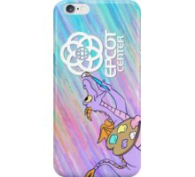 Watercolor Figment iPhone Case/Skin