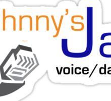Johnnys Jacks  Sticker