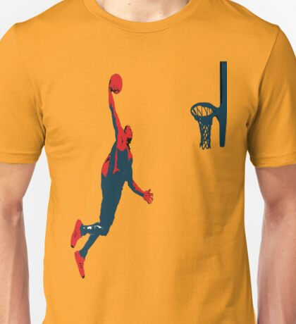 Dwight Howard Basketball Dunk Unisex T-Shirt