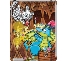 Wee Beasties - Wee Dragon iPad Case/Skin