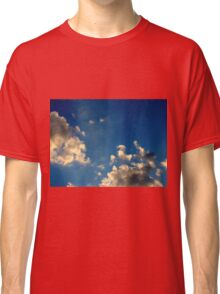 Sunset Clouds 4 Classic T-Shirt