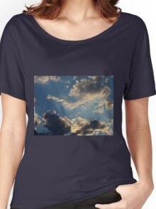 Sunset Clouds 5 Women's Relaxed Fit T-Shirt