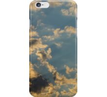Sunset Clouds 6 iPhone Case/Skin