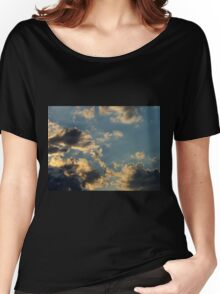 Sunset Clouds 6 Women's Relaxed Fit T-Shirt