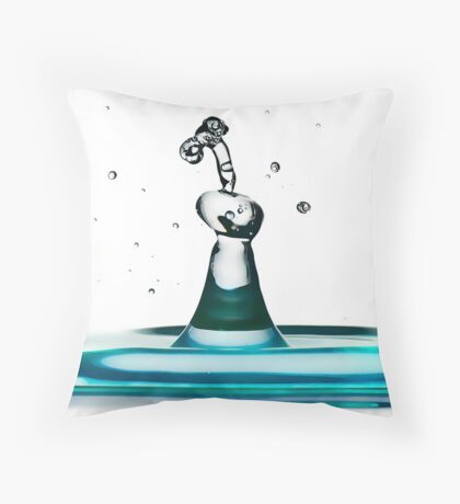 The Court Jester Throw Pillow