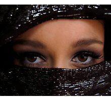 Arabian Eyes Photographic Print