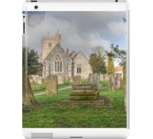 St Mary Lenham iPad Case/Skin