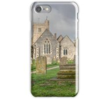 St Mary Lenham iPhone Case/Skin