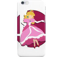 Smash Bros: Princess Peach iPhone Case/Skin