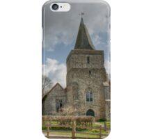 St Margaret Hothfield iPhone Case/Skin