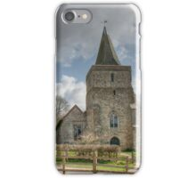 St Margaret Hothfield iPhone Case/Skin