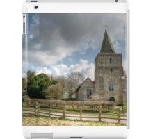 St Margaret Hothfield iPad Case/Skin