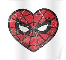 I <3 Spider-man Poster