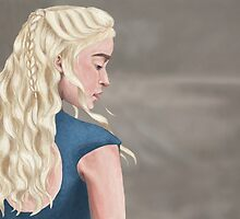 Mother of Dragons by tawnyhillis
