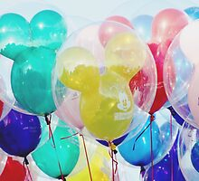 Balloons by alyssanicolev