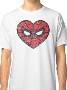 I <3 Spider-man Classic T-Shirt