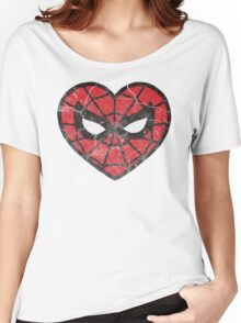 I <3 Spider-man Women's Relaxed Fit T-Shirt