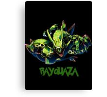Rayquaza Canvas Print