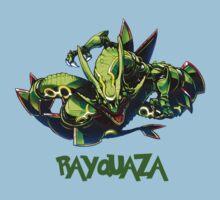 Rayquaza One Piece - Short Sleeve