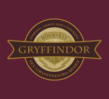 Gryffindor by justgeorgia