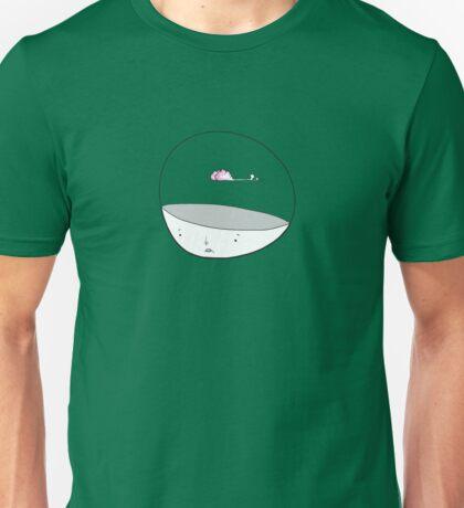Cloud Brain Unisex T-Shirt