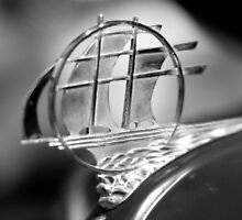 Plymouth hood ornament by Thad Zajdowicz