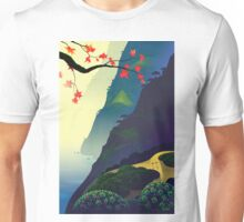 Water Way (right) Unisex T-Shirt