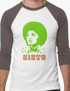 Sista Men's Baseball ¾ T-Shirt