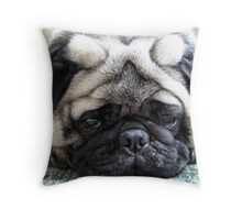 I'm trying to sleep here Throw Pillow