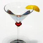 Dry Vodka Martini by Marjorie Smith