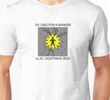 no.33 LIGHTNING ROD Unisex T-Shirt