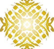 Golden Thorns by BorisBurakov