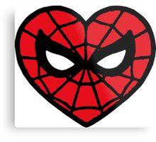 I <3 Spider-man v.2 Metal Print