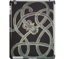Dragon Knot II iPad Case/Skin
