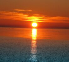 Sunrise V ( Lake Ontario)... by sendao