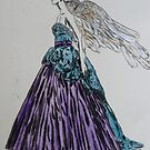 """""""Goddess Goes to the Ball"""" 1 by ClareW"""