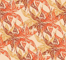 Tropical summer pattern by olgart