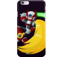 Zero Slash Spin iPhone Case/Skin