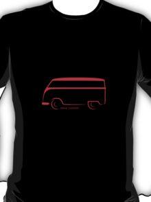 Barn Door Bus T-Shirt