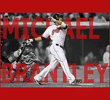 Michael Brantley by ncudder99
