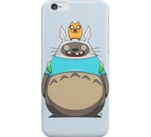 Finn Totoro iPhone Case/Skin
