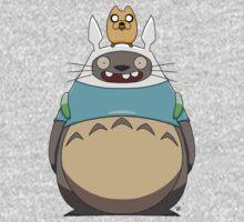 Finn Totoro One Piece - Long Sleeve