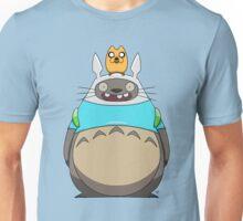 Finn Totoro Unisex T-Shirt